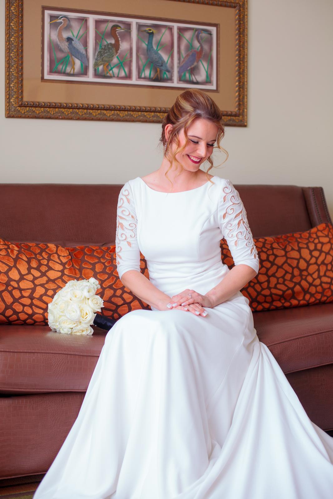 Svatební šaty WEM - Obrázek č. 1