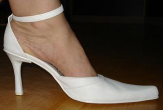 Takhle vypadají na noze-v leže na boku samofoto
