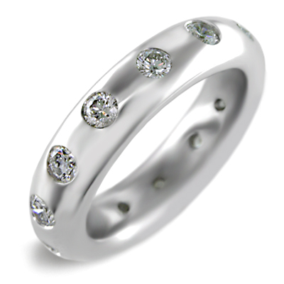 Kraaasne snubne prstene a saty pre inspiraciu - Obrázok č. 12