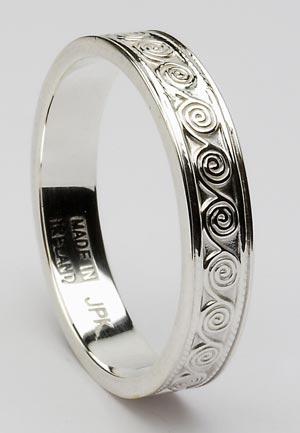 Kraaasne snubne prstene a saty pre inspiraciu - keltske prstene
