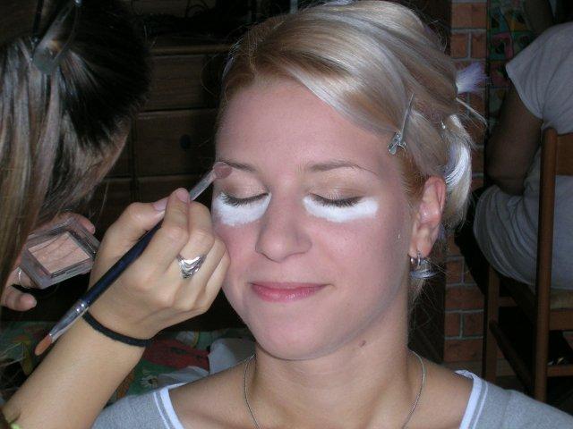 Saška Krammerová{{_AND_}}Tomáš Bott - Krásny make-up
