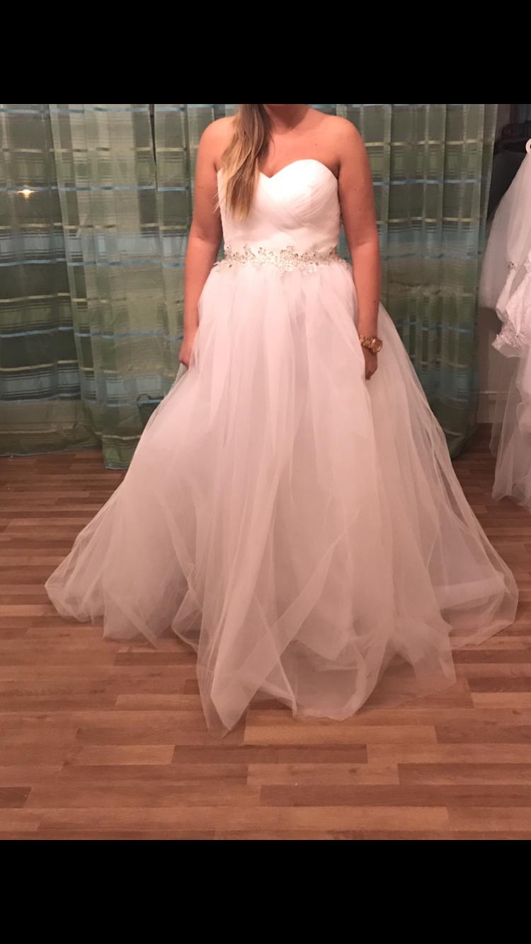 Svatebni šaty  - Obrázek č. 2