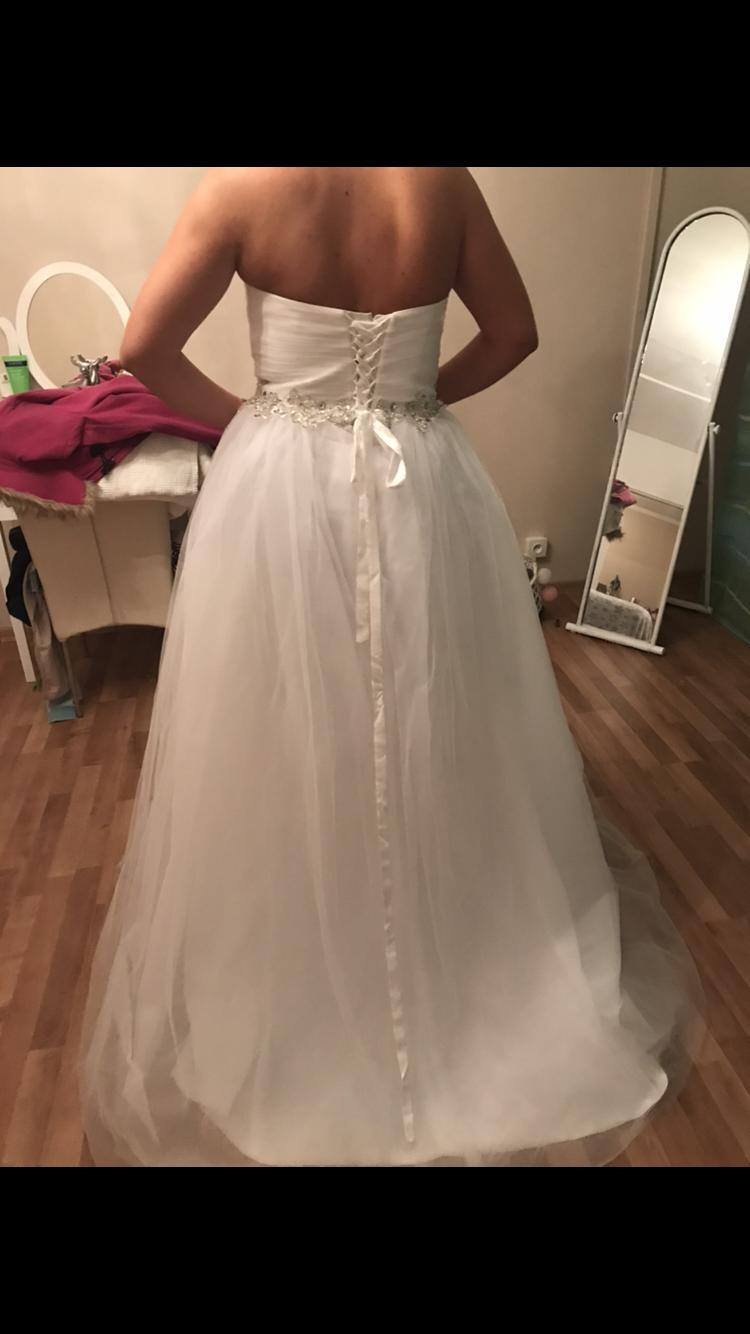 Svatebni šaty  - Obrázek č. 3