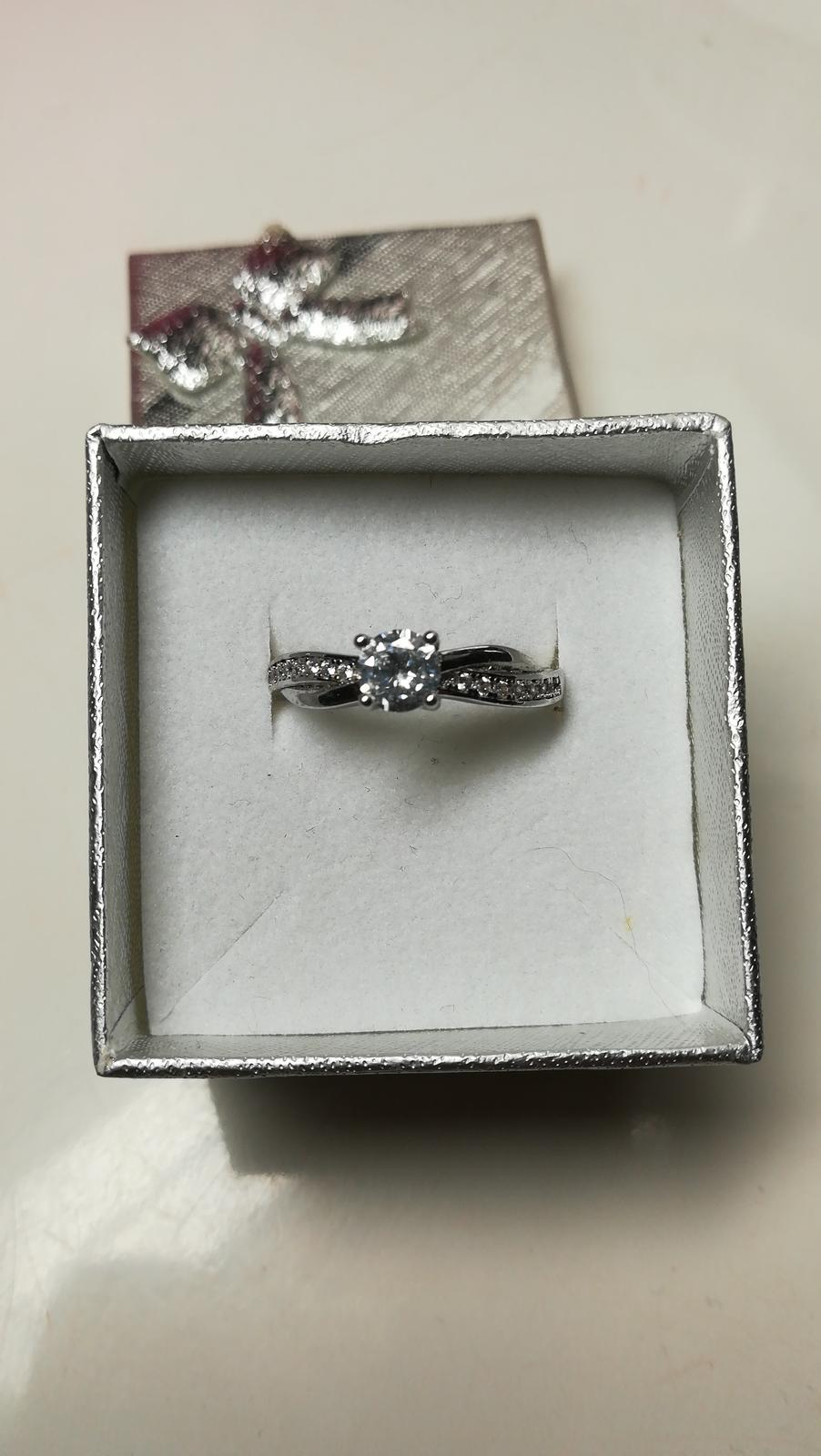 Prsten s označením S... - Obrázok č. 1