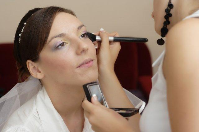 Make-up nemal chybu