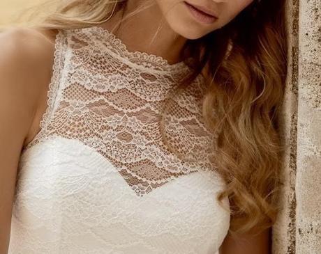Svatební šaty Bianco Evento 34-36 - Obrázek č. 1