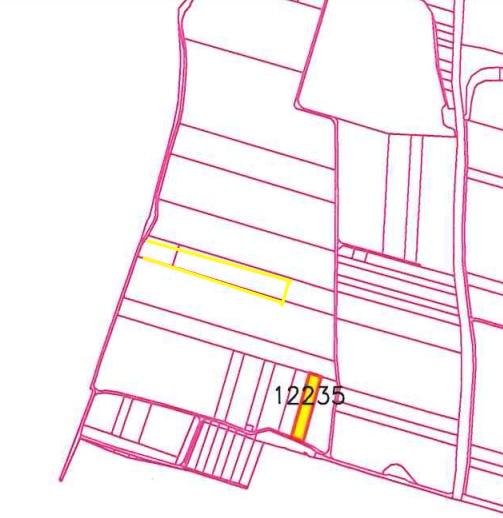 Aktuální návrh rozložení pozemků... - Obrázek č. 1