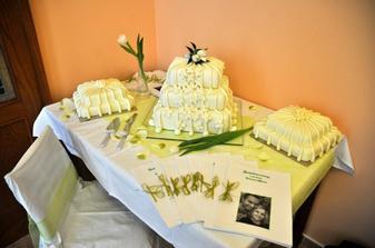 Krásné a hlavně chutné dortíky od Lucinky