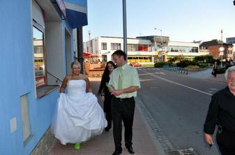Z únosu ženicha :-)