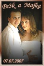 My pred svadbou...