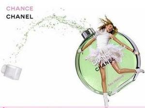 na svatbu jedině má oblíbená.. chanel chance eau fraiche=)