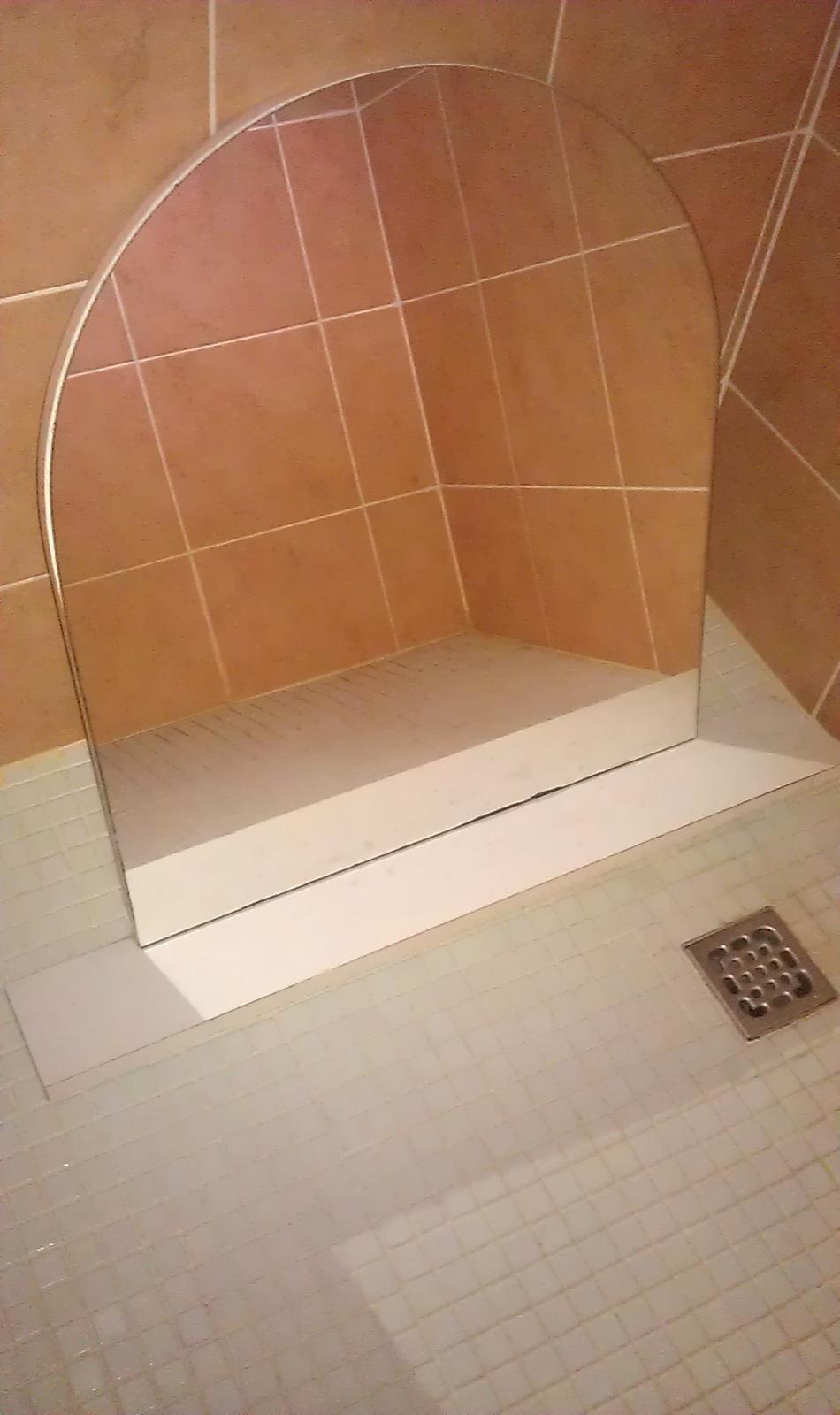 kupelnove zrkadlo s policou - Obrázok č. 1