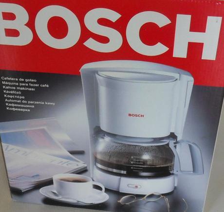 Kávovar Bosch - Obrázok č. 1