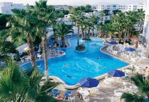 svatební cesta Tunis, Hammamet, hotel Nesrine