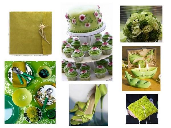 Z čeho vybírat - Něco zeleného...