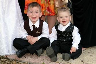 moji mali synovcovia