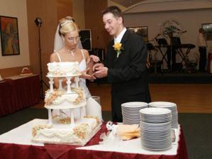 takto sa krája tortička