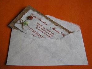 kompletní oznámko i s obálkou