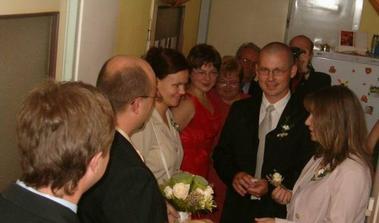 najde se nějaká nevěsta?
