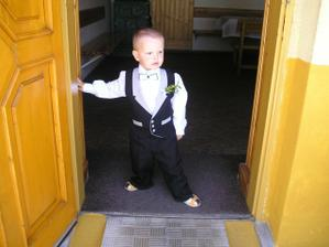náš synovec Ríšánek
