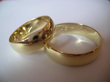 Moja svadba od A po Z - nase obrucky... jednoduche a hladke, take ake by malo byt aj manzelstvo :)