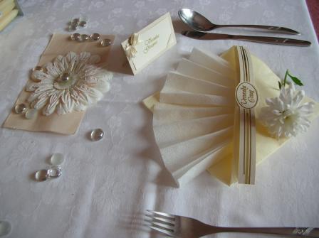 Moja svadba od A po Z - prestieranie... finalne som sa rozhodla pre toto