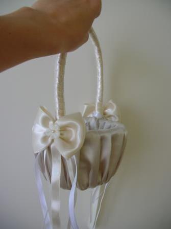 Moja svadba od A po Z - kosicek, ktory som vyrobila pre druzicku