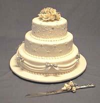Velmi podobna nasej svadobnej torte. Ale ta bude 4-poschodova