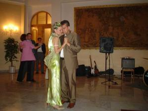 Popolnocny tanec ...