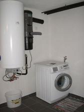 práčovňa v suteréne
