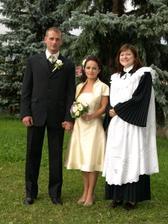 s p.farárkou Lenkou Janotkovou
