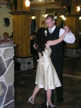 novomanželské Tango