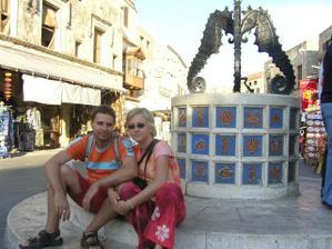 výlet v hlavnom meste Rodos