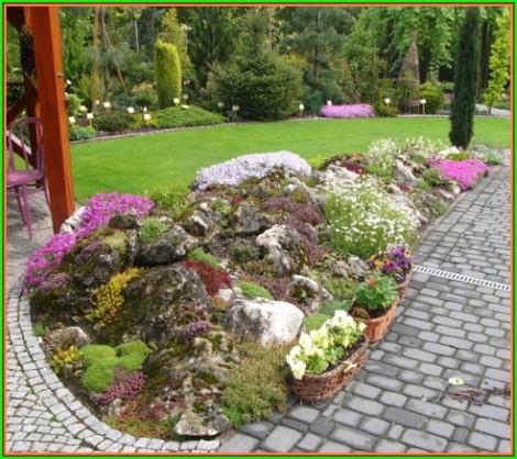 Skalky,skalničky a všeličo do záhrady - Obrázok č. 14