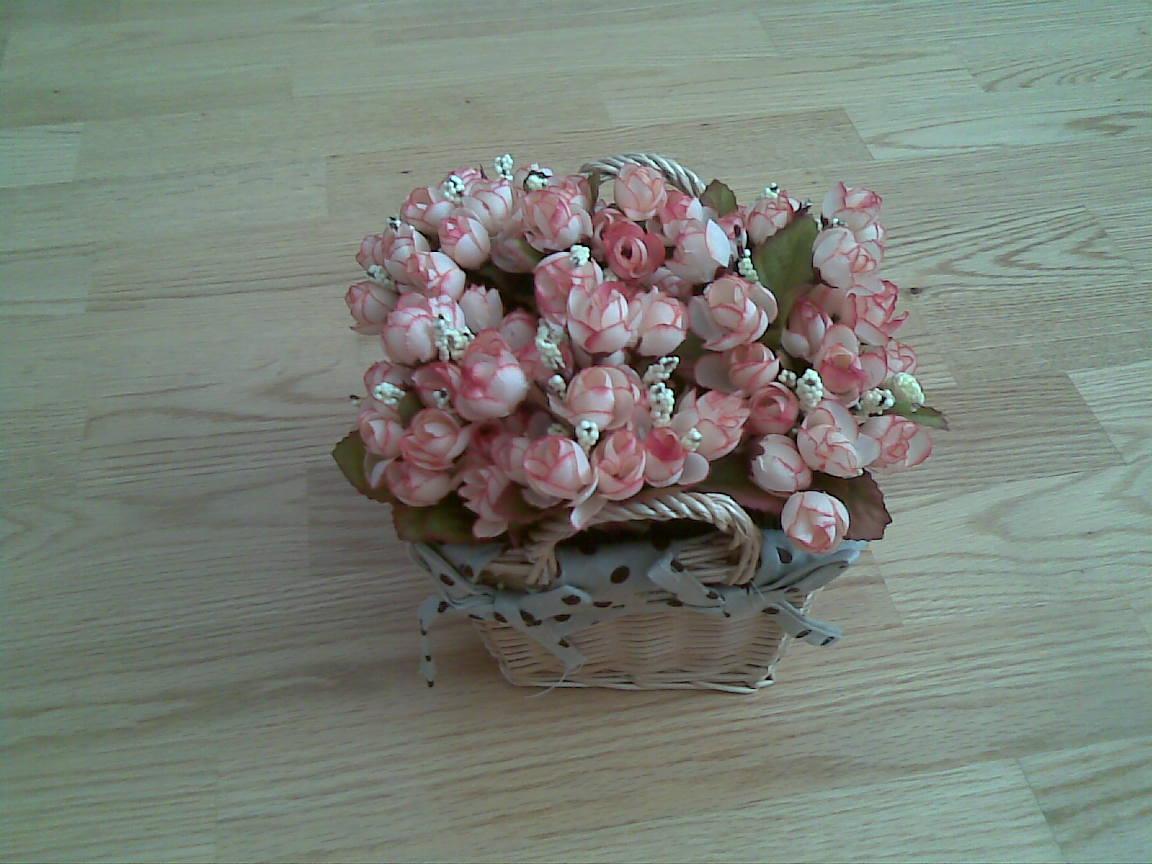 kosik s tulipanmi - Obrázok č. 1