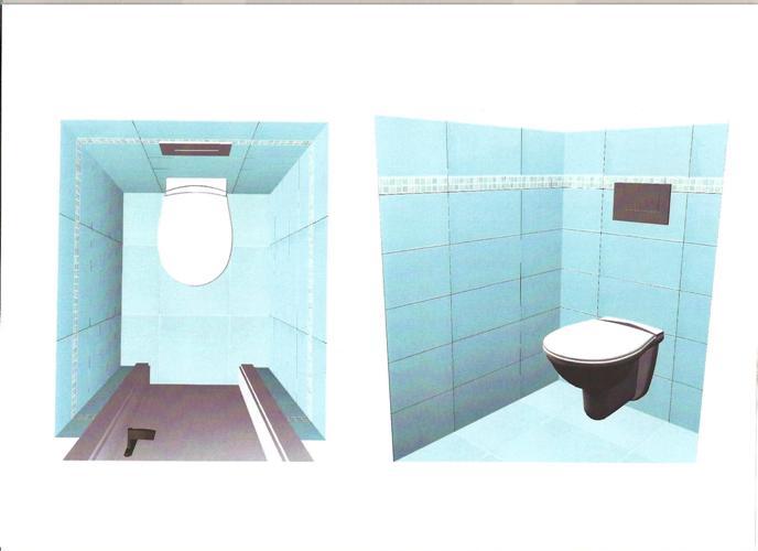 Paleta snov - WC