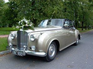moje oblíbené autíčko - Bentley