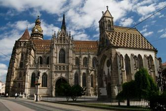 Dom sv. Alžbety v Košiciach