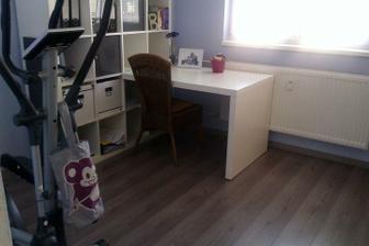 Pracovňa, telocvičňa, skladisko a všetko čo sa tam zmestí :)