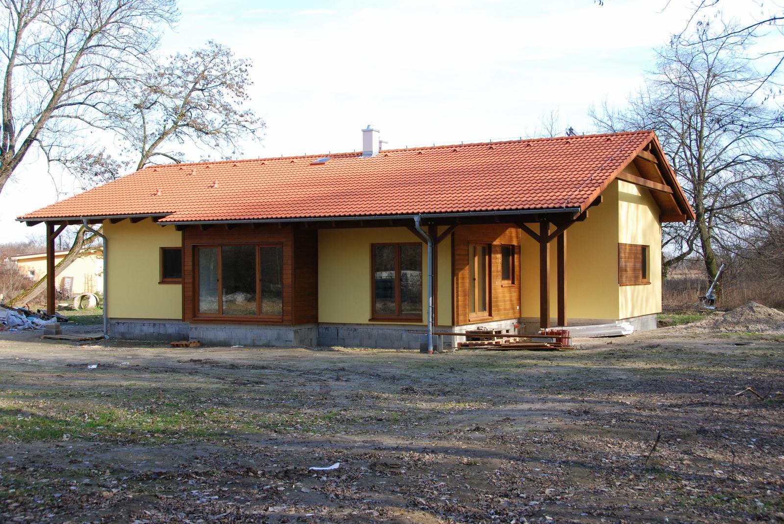 Najžiadanejší bungalov Largo 147 - Largo 147 realizácia 2015