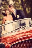 značkové talianske čipkované svadobné šaty 34-36, 36