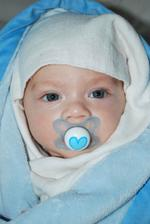 Toto je výsledok našej lásky, Lukáško sa narodil 18.2.2010