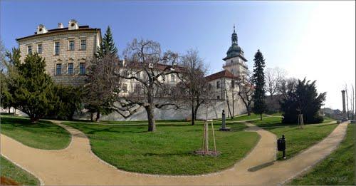 Zámecký park-to budou krásný fotky