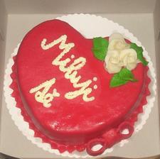 Dortík pro mou drahou polovičku k narozeninám :-)