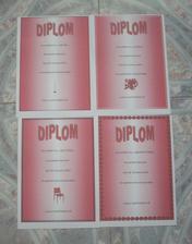 Na svatební zábavu - Diplomy