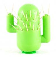 Vychytávky do domácnosti :-) - Držátko na párátka - kaktus