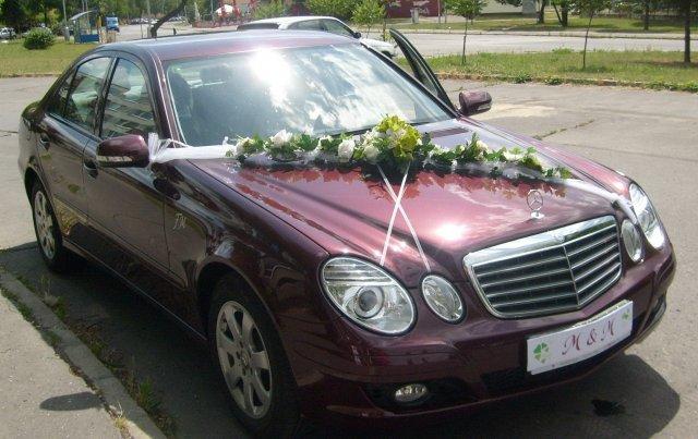 Michaela{{_AND_}}Marcel - naše svadobné autíčko