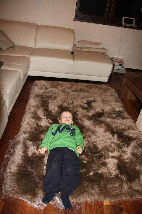 Nas domcek Bungalov 869 - nový koberec :)