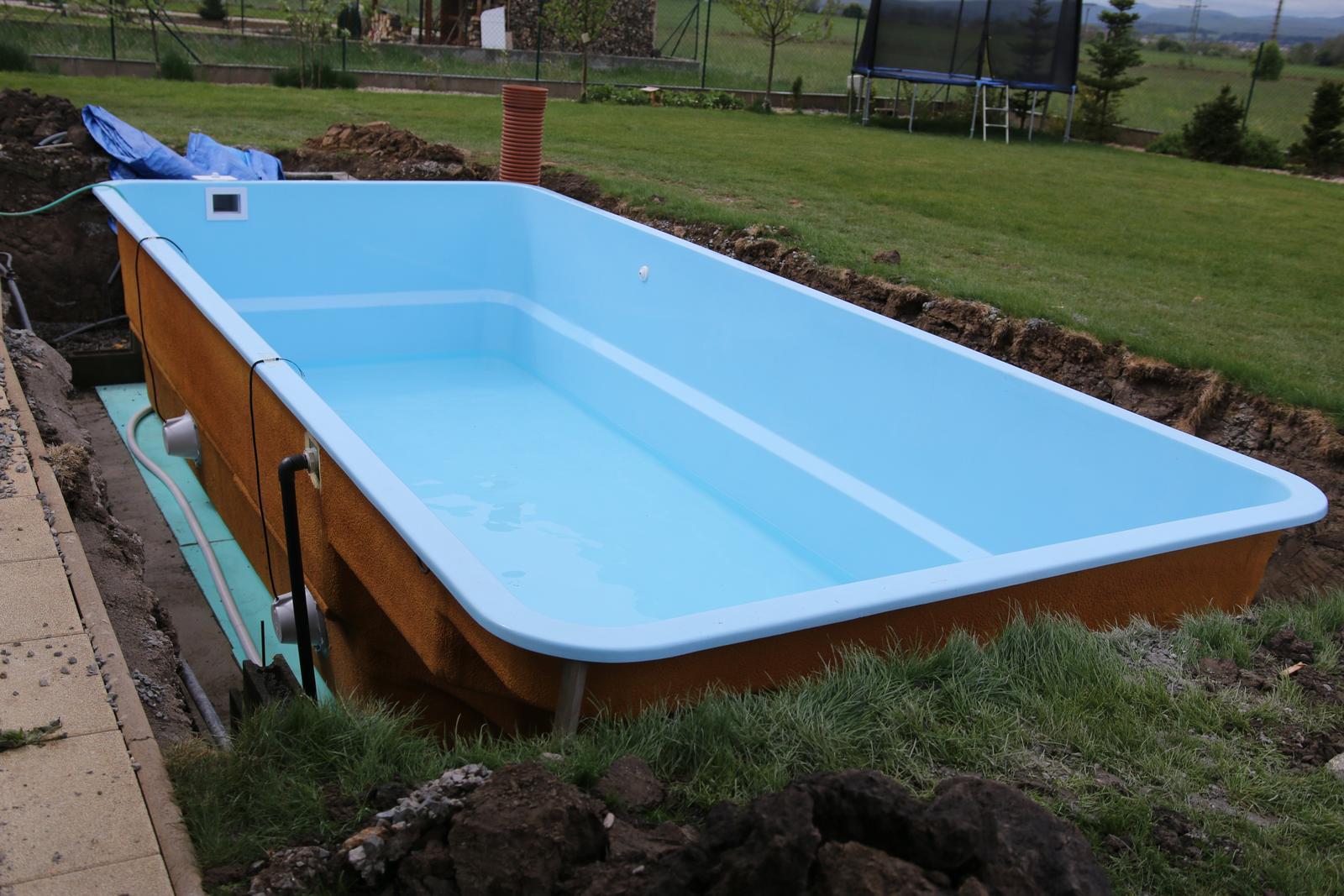 Nas domcek Bungalov 869 - a bude bazen