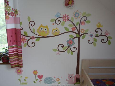 Dětský pokoj  - výběr a inspirace - mám vyhlídlou stejnou látku na závěsy :-)